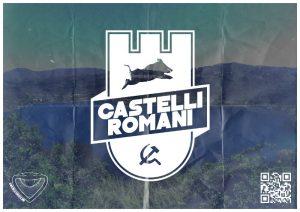 Castelli Romani cinghiali e Marxismo