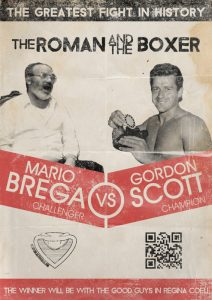 Mario Brega vs. Gordon Scott