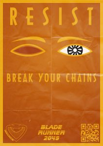 Blade Runner 2049 Replicant Resistance
